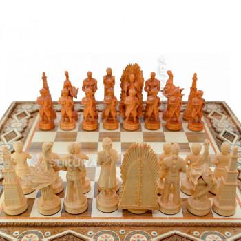 """Шахматные фигуры """"Игра престолов"""". Game of thrones"""