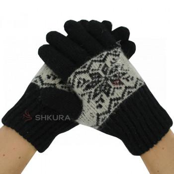 Мужские зимние перчатки 01